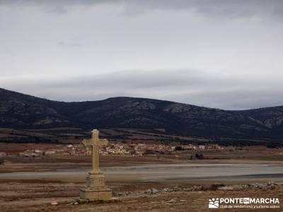 Hoces y cañones del Río Gallo - Cruz de la Virgen del Buen Acuerdo;amigos singles